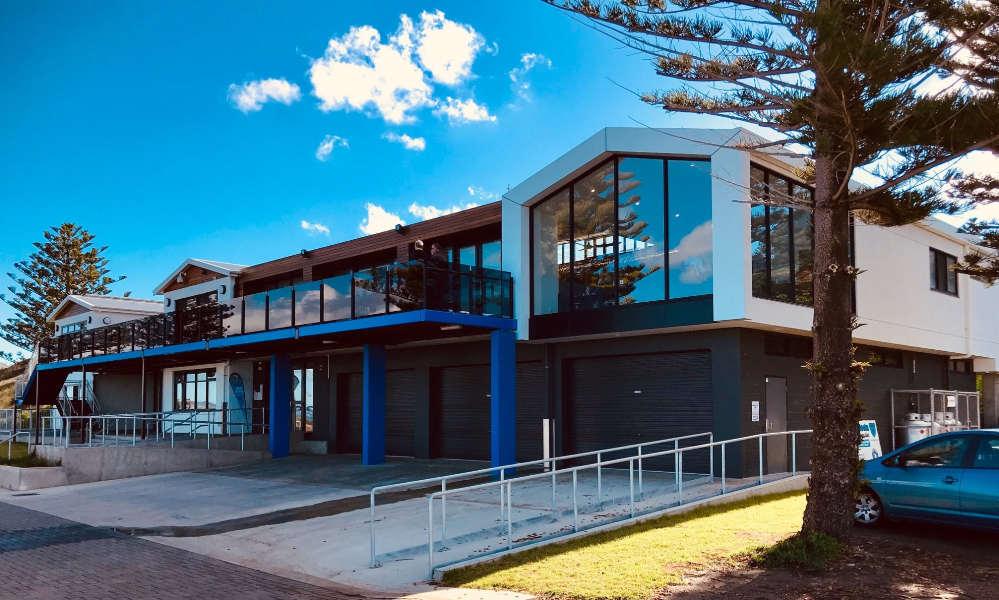 Chiton Rocks Surf Lifesaving Club